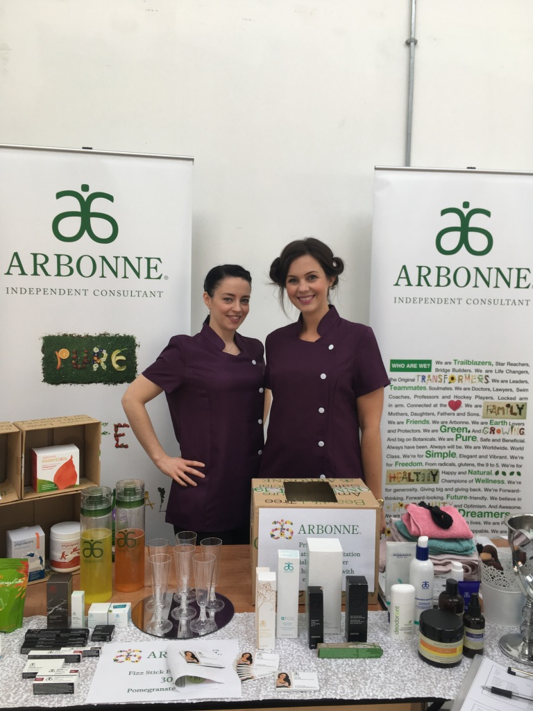 Arbonne JL Ladies