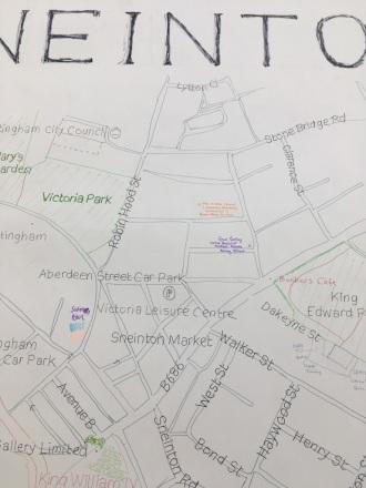 Chris map Sneinton 9