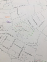 Chriss map Sneinton 10