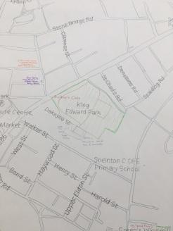 Chriss map Sneinton 10