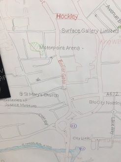 Chris's Sneinton Map 4