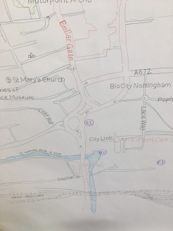 Chriss Sneinton Map 4