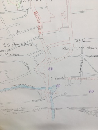 Chriss Sneinton Map 4