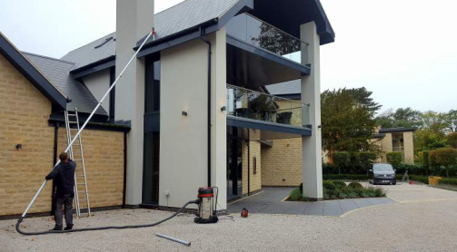 Puretech Domestic window Cleaning