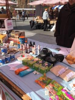 Vegan market 6