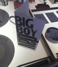 Big Boy Pop Print
