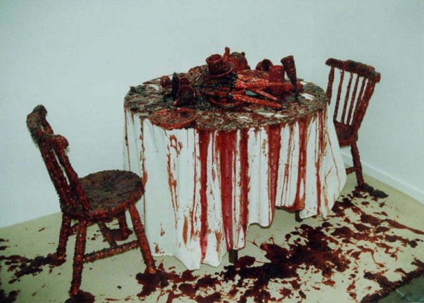 Aftermath Installation with Jam