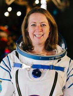 Libby Jackson Spaceflight specialist