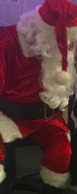 Santa Pause For Thought