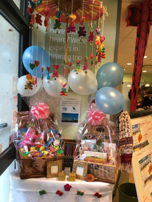 Kilimanjaro Climb Raffle Hampers Specsavers Beeston