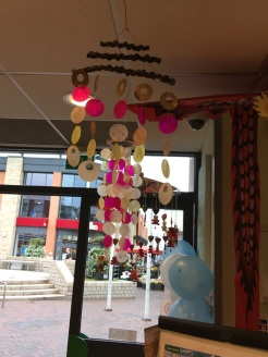 Specsavers Beeston Baby Mobile Raffle Prize