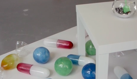 Stuart Walsh Why are People Popping Pills The Same Way They're Taking Sweets? Glass Problems