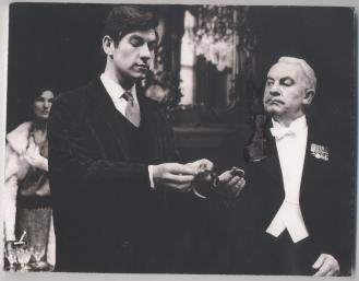 Ian McKellen and Leo McKern in The Life In My Hands, 1963 (1)