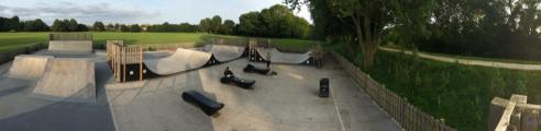 Josh Dale skatepark colwick