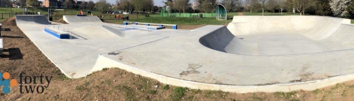 Lady Bay skatepark 42