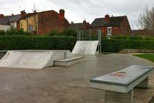 Netherfield Skate Park 42