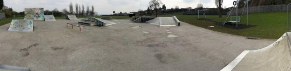Standhill Skatepark 42