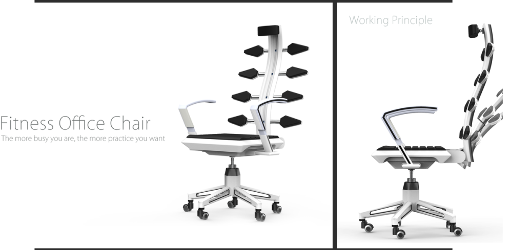 Fitness Office Chair