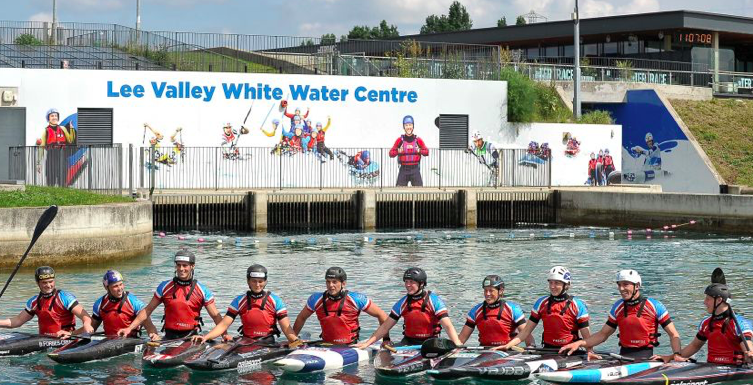 Lee Valley World Class Team Training