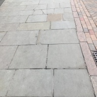 Pavement in Hockley