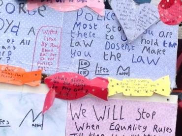 10 Children believe in justice Nottingham