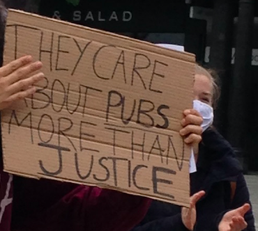 9 They Care more about Pubs than justice